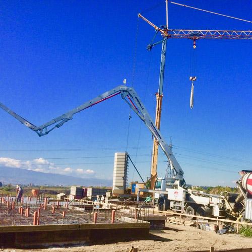 Жилищен комплекс Вида Верде - В строителство