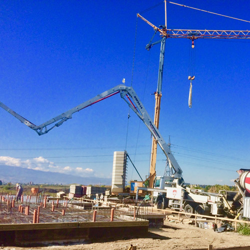 Residential Complex Vida Verde - Under Construction